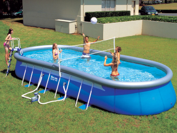 Сборно-надувной бассейн Bestway