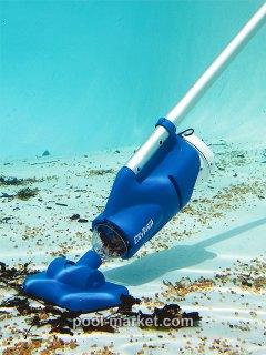 Pool Blaster Catfish - ручной пылесос для бассейна