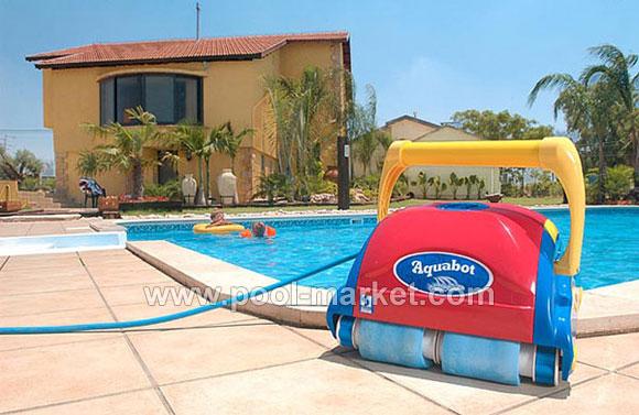 робот пылесос Aquabot Viva для бассейна