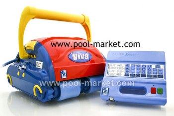 робот пылесос для очистки бассейна Aquabot Viva