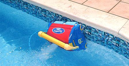 пилососи для басейну Aquabot