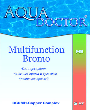 Aquadoctor Multi Bromo