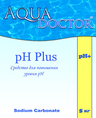 Aquadoctor ph plus pH+