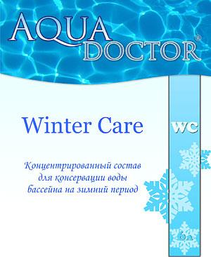 Засоби  для консервації вуличних басейнів на зиму Aquadoctor Winter Care